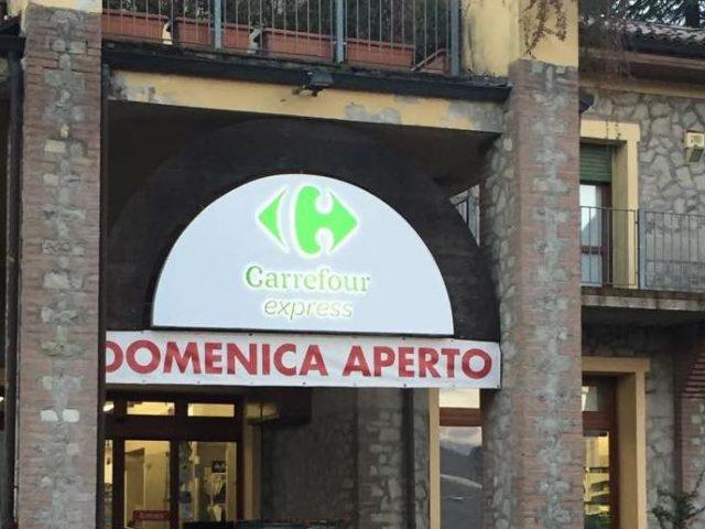 Carrefour – Carpineti