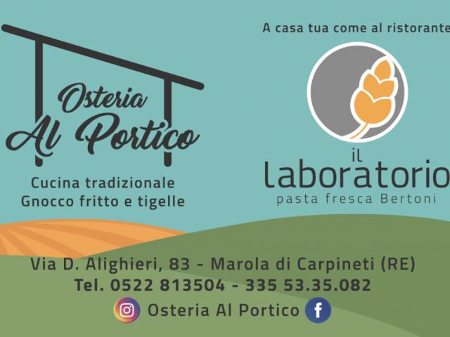 Laboratorio Gastronomico Bertoni – Carpineti
