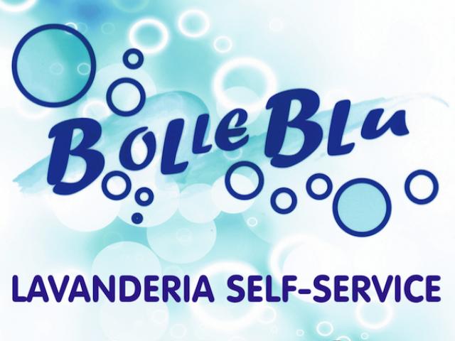 Bolle Blu lavanderia Self Service